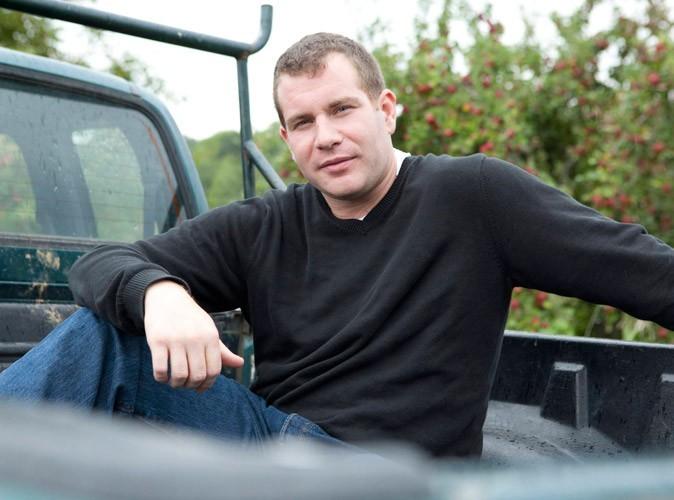 Benjamin, l'agriculteur célibataire de Seine-et-Marne de l'Amour est dans le pré