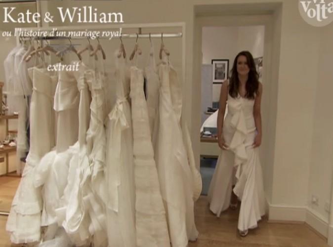Exclu Public : Video: Kate Middleton : à quoi ressemblera sa robe de mariée ?