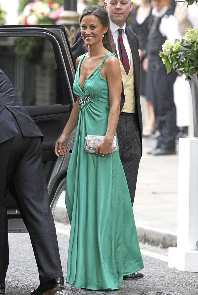 Avec une telle silhouette, Pippa Middleton peut tout se permettre !