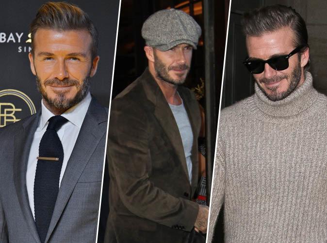 David Beckham : L'homme le plus élégant du monde du football fête ses 42 ans !