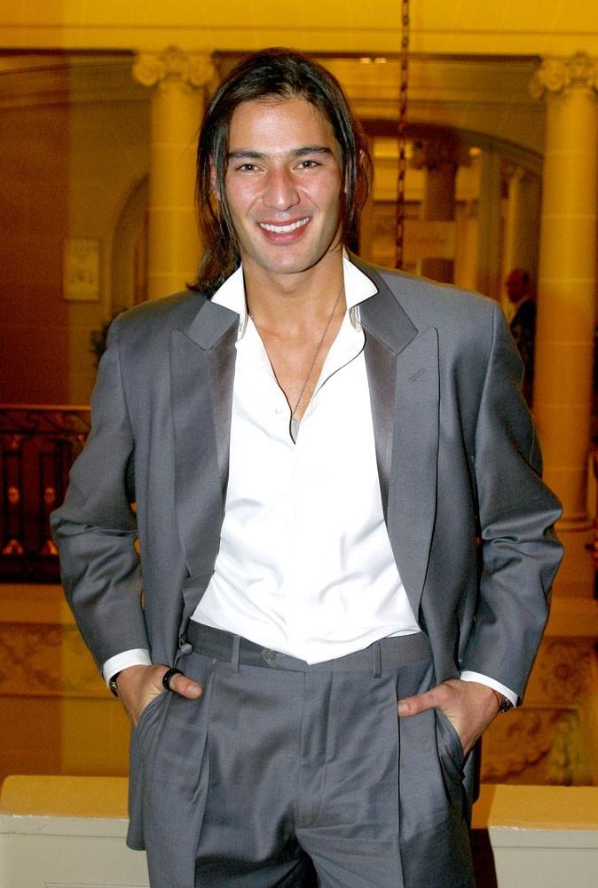 Photos : Brandon, en 2003, 1 an après avoir fait l'émission qui l'a révélé