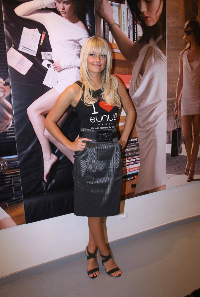 Photos : Caroline, en 2008