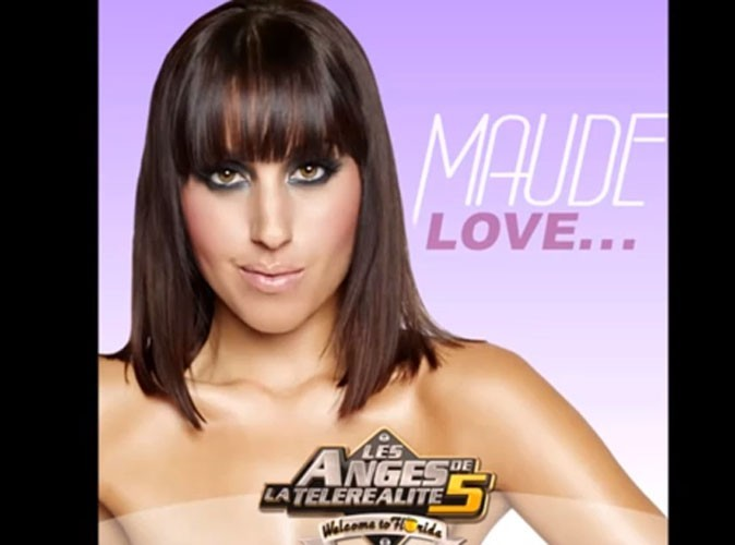 "Maude (Les Anges de la télé-réalité 5) : son single ""Love Is What You Make of It"" en tête des ventes sur itunes !"