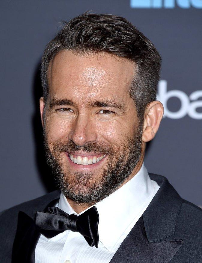 Ryan Reynolds à la 22e cérémonie des Critics Choice Awards - Los Angeles le 11 décembre 2016