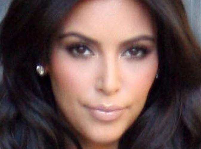 Kim Kardashian : découvrez la première photo en robe de mariée !