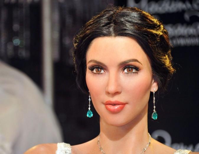 Vous trouvez qu'elle ressemmble à la vraie Kim ?