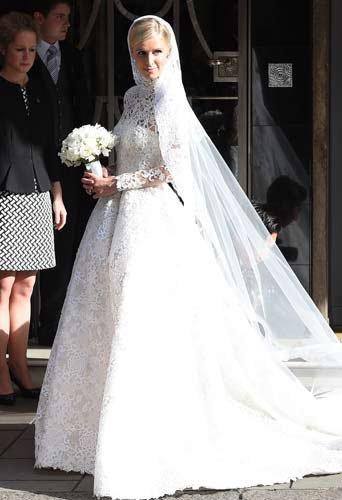 10 robes de mariée qui ont marqué l'histoire