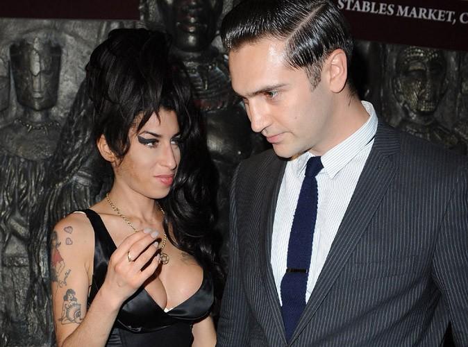 """Amy Winehouse : son boyfriend raconte :"""" j'ai perdu mon amour que j'aimais tellement"""""""