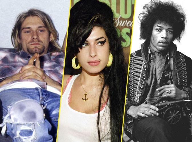 Photos : Amy Winehouse : elle rejoint le macabre Club des 27