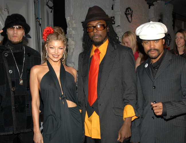 Black Eyed Peas :  Découvre le membre qui ne fera plus partie du groupe