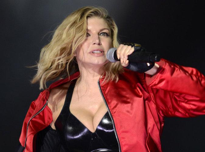 Fergie : Une pochette ultra sexy pour son prochain single !
