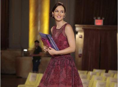Gossip Girl : Nostalgique de la série, Leighton Meester imagine la nouvelle vie de Blair Waldorf !