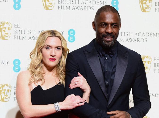 Kate Winslet : Bient�t � l'affiche avec Idris Elba?