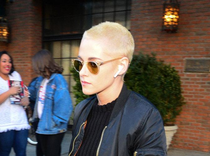 Kristen Stewart : Pourquoi s'est-elle rasée le crâne ?