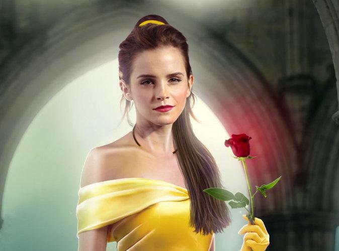 La Belle et la Bête : Féministe, Française et jolie, Emma Watson joue le rôle de sa vie !