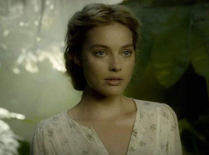 Tarzan : Un nouveau trailer bestial avec Margot Robbie !