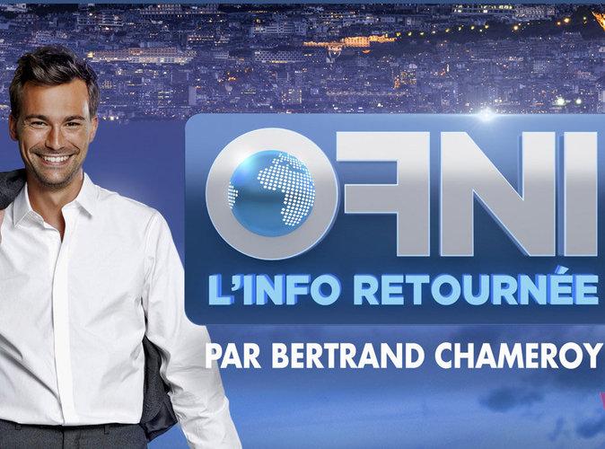 Vidéo : Découvrez les premières images d'OFNI, la nouvelle émission de Bertrand Chameroy