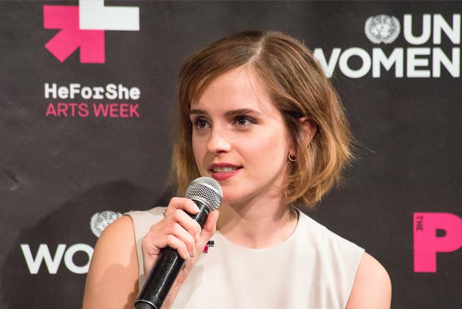 Vidéo : Emma Watson fait du beatbox et c'est canon!