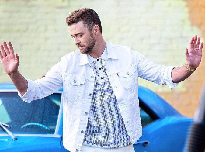 Justin Timberlake vient de d�voiler le clip de
