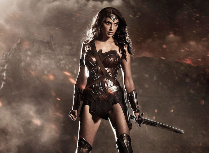 Wonder Woman: Le film a enfin son affiche et ça donne envie !