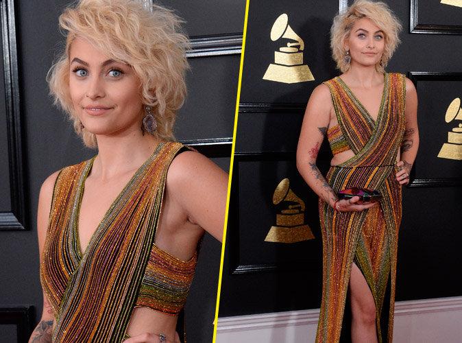 Grammy Awards 2017 : Mais quelle bombe atomique cette Paris Jackson !