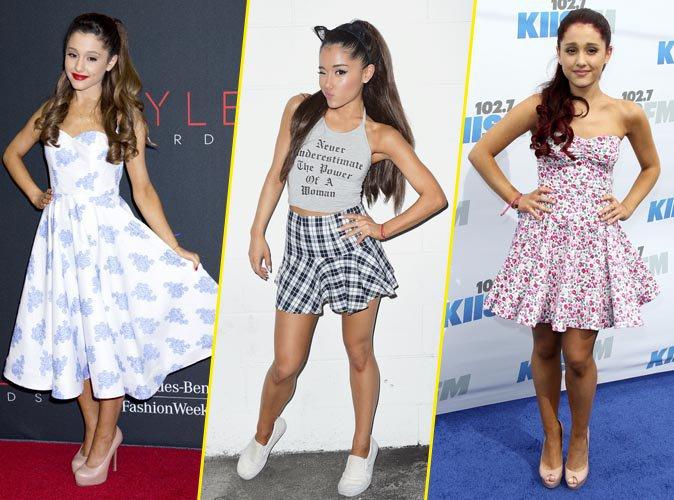 Joyeux Anniversaire Ariana Grande ! La star fête ses 23 ans !