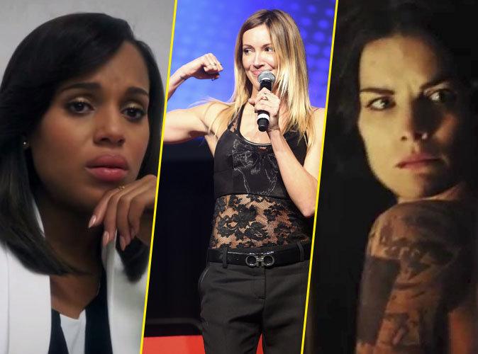 Katie Cassidy, Viola Davis, Kerry Washington : ces actrices de séries les plus badass !