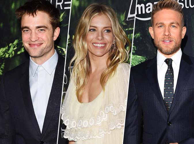 Robert Pattinson, Sienna Miller, Charlie Hunnam... le casting de rêve de The Lost City Of Z