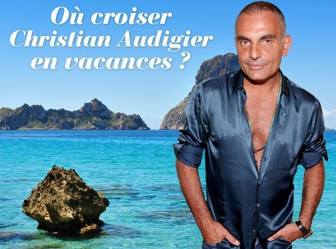"""Exclu Public : Christian Audigier : """"Sous le soleil d'Ibiza !"""""""