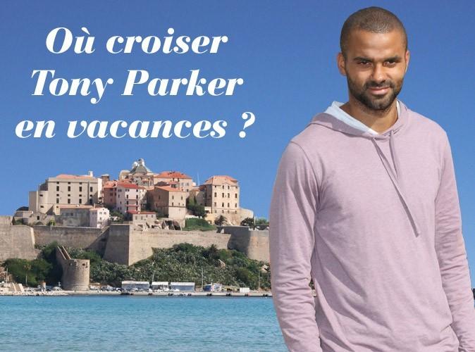 Exclu Public : Tony Parker s'éclate en Corse !