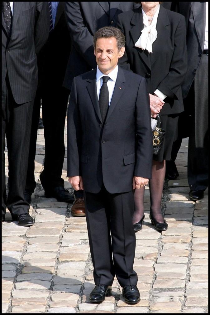 En avril 2009 : le retour du man in black