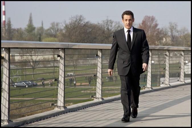 En avril 2009 : man in black