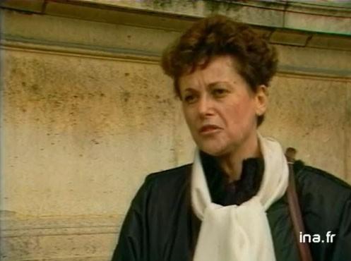 Christine Boutin a fait sa première apparition télévisée en 1986 sur IDF.