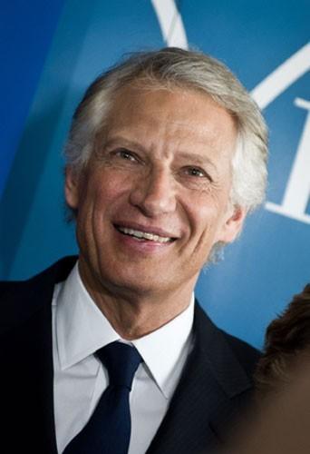 Dominique de Villepin, le candidat de droite gaulliste