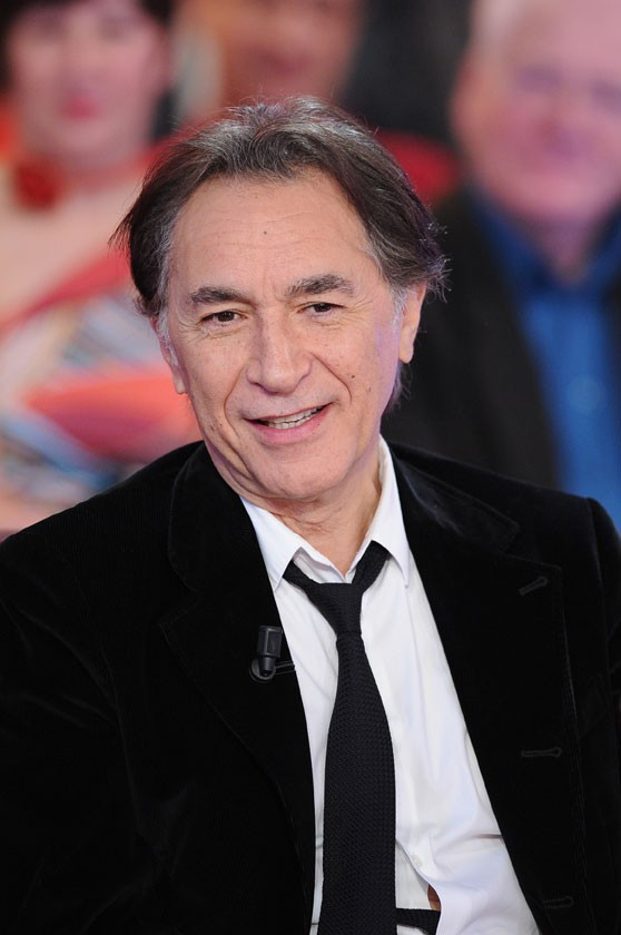 L'acteur Richard Berry