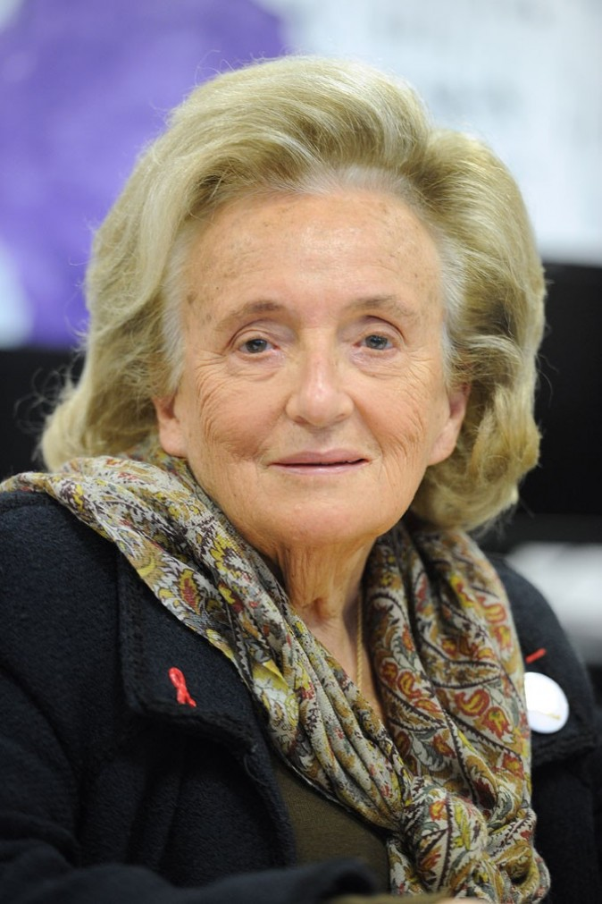 L'ex-première dame Bernadette Chirac