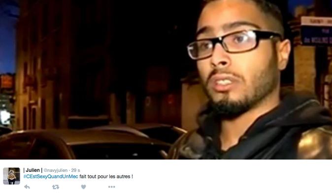 Public Buzz : Photos : #CestSexyQuandUnMec, le sujet qui excite Twitter !