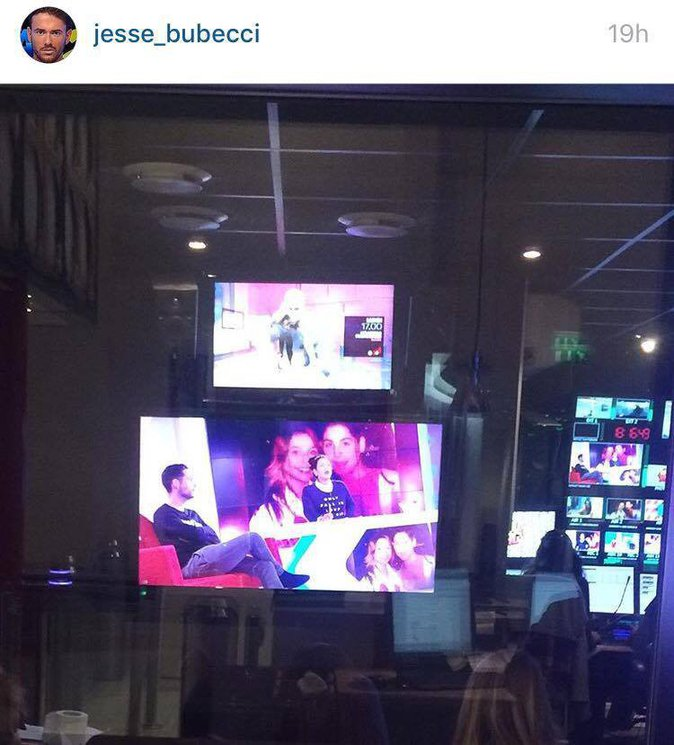 Public Buzz : Photos : Les premières images du tournage du Mad Mag avec Ayem, Capucine et Benoit !