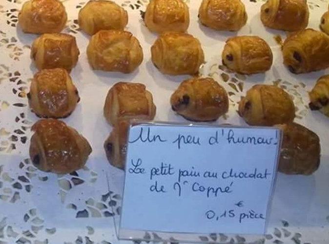 Public Buzz : Une boulangerie rend hommage � Jean-Fran�ois Cop�
