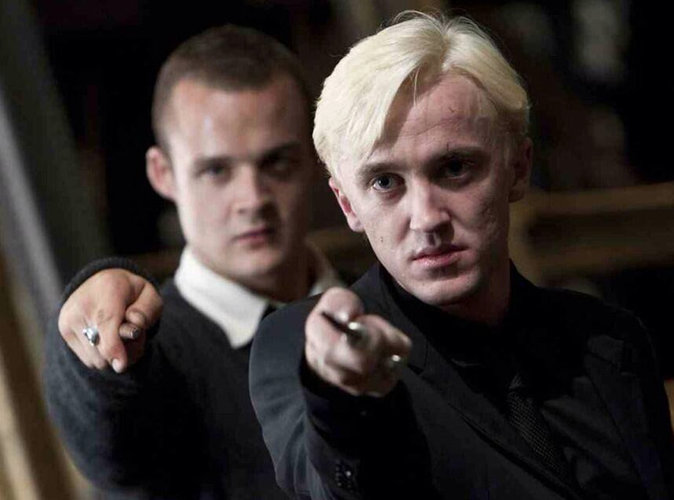 Public Buzz : une star d'Harry Potter se lance dans... le MMA !