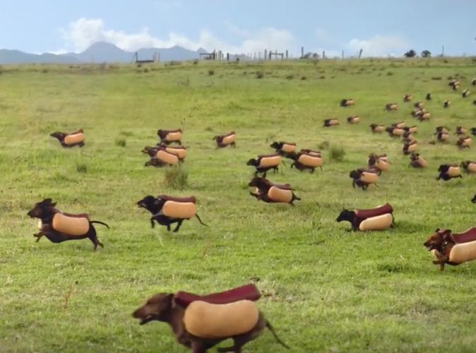 Public Buzz : Vidéo : La nouvelle publicité hilarante pour du Ketchup sur un tube de Mariah Carey !
