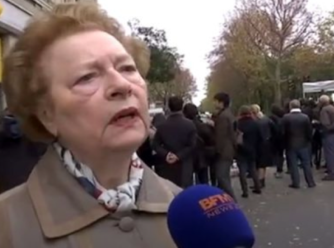 Public Buzz : Vidéo :  Le message de paix de cette mamie a ému les internautes !