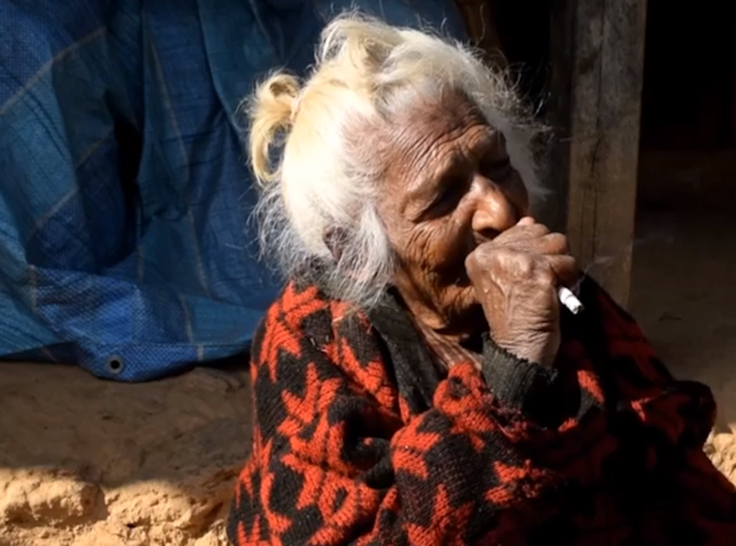 Public Buzz : Vidéo : Une femme de 112 ans révèle son secret pour avoir une longue vie !