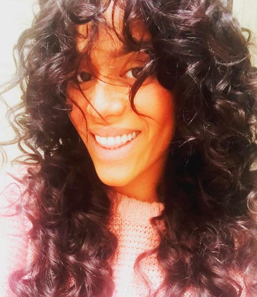 7 - Amel Bent, son premier selfie depuis l'accouchement