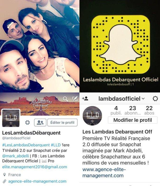 Exclu Public : Amélie Neten : Elle va animer une nouvelle émission de télé-réalité avec un célèbre Snapchatteur !
