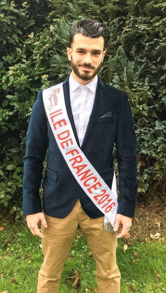 ILE DE FRANCE – Cyril Dain – 22 ans – 1,74m – Etudiant Ingénieur à Polytechnique