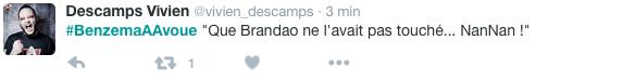 """Public Buzz : Photos : """"Benzema a avoué"""" le nouveau jeu qui amuse Twitter !"""