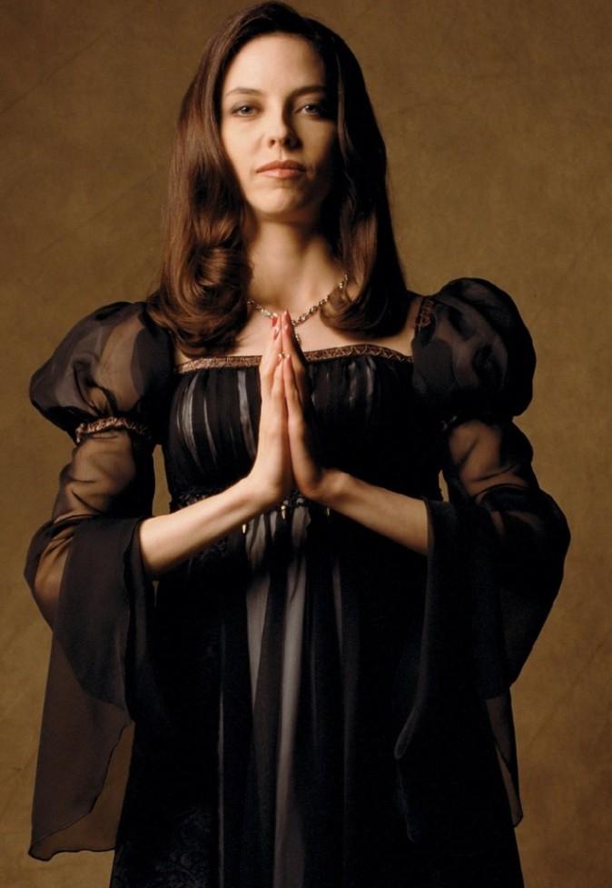 Le vampire Drusilla dans Buffy contre les vampires