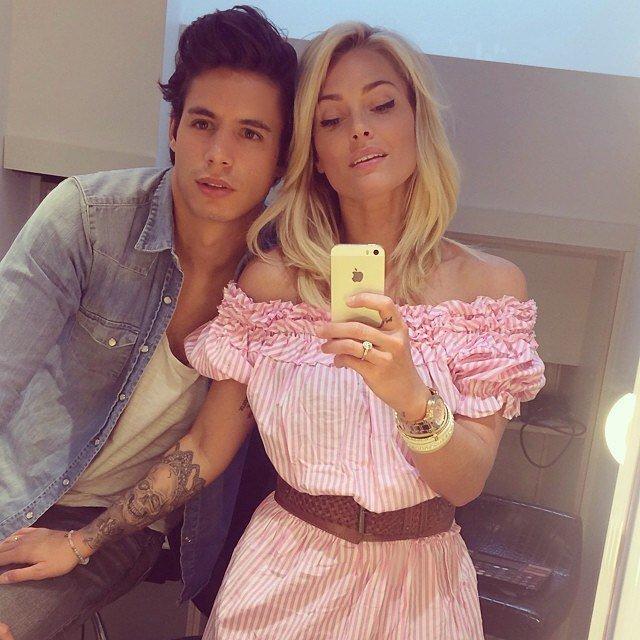 Photos : Caroline Receveur et Valentin Lucas, c'est fini : Retour sur 4 ans d'amour...