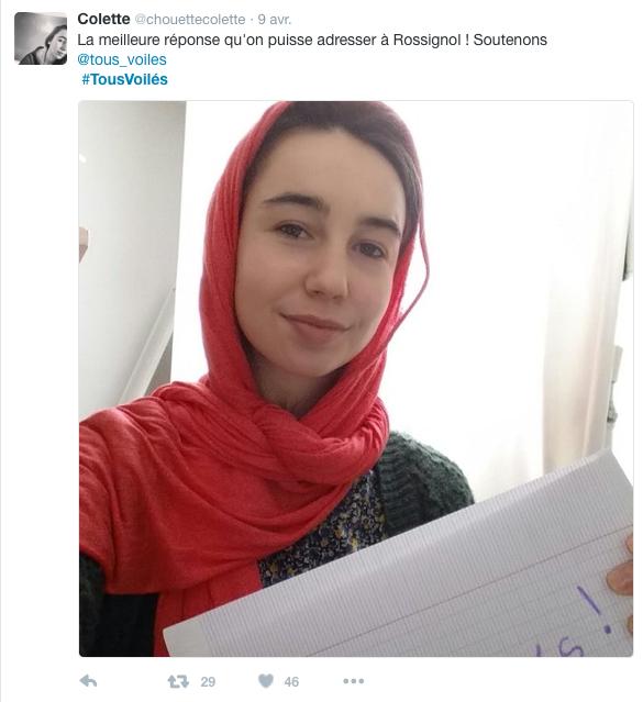 Public Buzz : Photos : Tous voilés, la réponse des internautes à Manuel Valls !